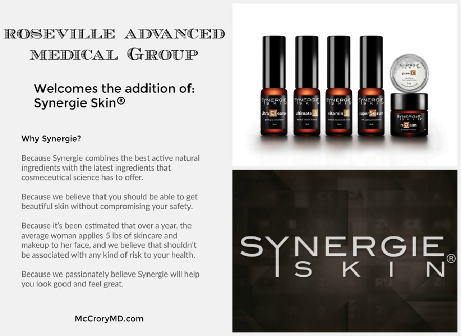 ramg skin synergie welcome